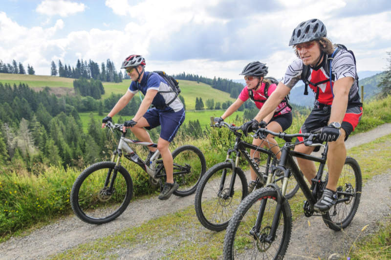 Mountainbiking - Velo & Bike Club WT